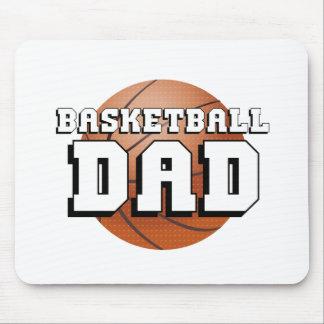 Basketball Dad Mouse Pad