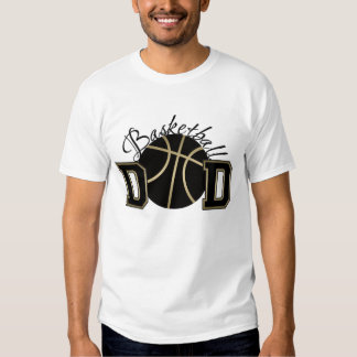 Basketball Dad T Shirt