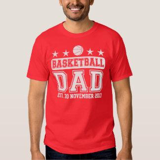 Basketball Dad Tees