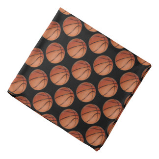 Basketball Design Bandana