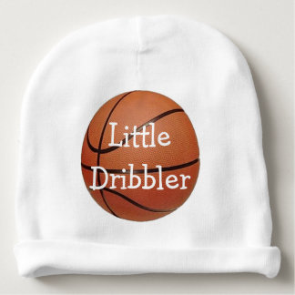 Basketball Design Infant Hat