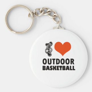 basketball design keychain