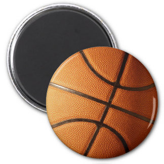 Basketball Design Magnet