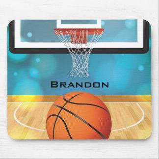 Basketball Design Mousepad