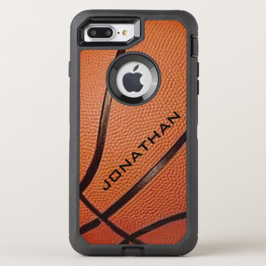 reputable site cff08 abe5b Basketball Design Otter Box OtterBox iPhone Case