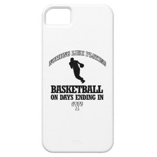 basketball designs iPhone 5/5S covers