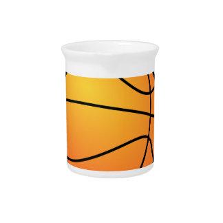 Basketball Destiny Sports Leisure Beverage Pitcher