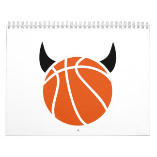 Basketball devil calendar