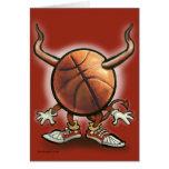 Basketball Devil Card