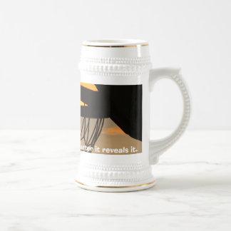 Basketball doesn't build characte... mug