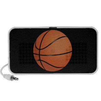Basketball Doodle Mp3 Speakers