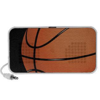 Basketball Doodle Notebook Speaker