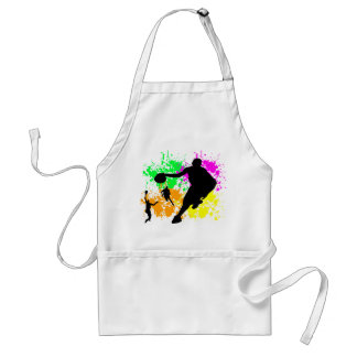 Basketball Dreams Adult Apron