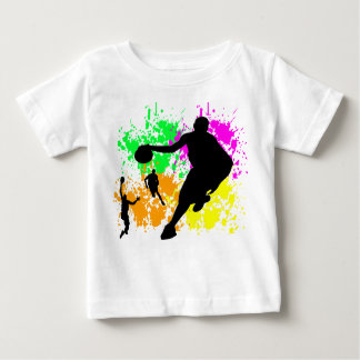 Basketball Dreams Baby T-Shirt