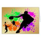 Basketball Dreams Card