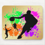 Basketball Dreams Mouse Pads