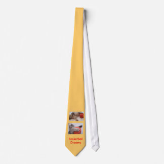 basketball dreams tie