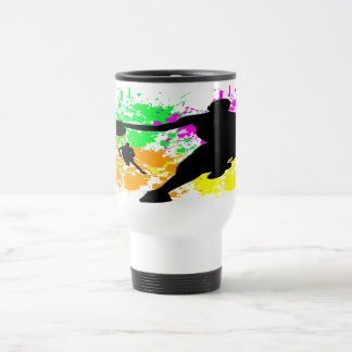 Basketball Dreams Travel Mug