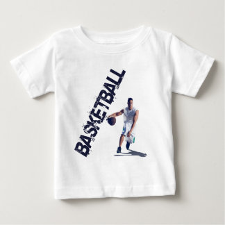 Basketball Dribble Baby T-Shirt