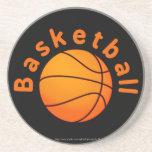 """Basketball!!"" Drink Coaster"