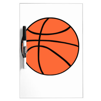 Basketball Dry-Erase Board