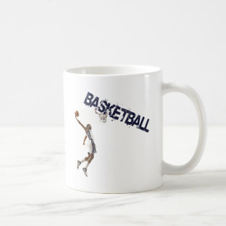 Basketball Dunk Coffee Mug