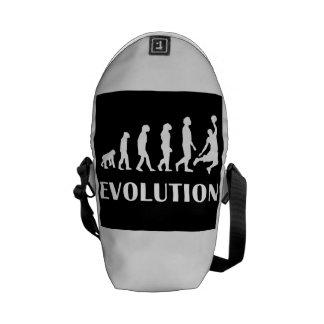 Basketball Dunk Evolution Messenger Bag