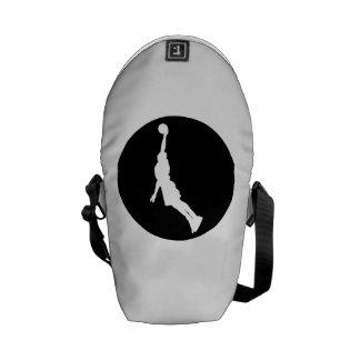 Basketball Dunk Messenger Bag