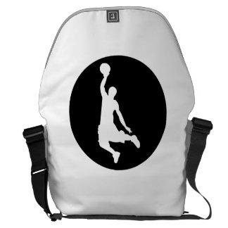 Basketball Dunk Courier Bag