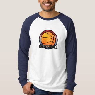 Basketball Emblem USA T-Shirt