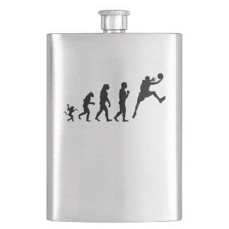 Basketball  evolution, #Basketball Flask