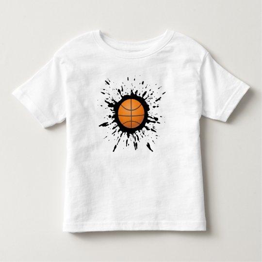 Basketball Explosion Toddler T-shirt