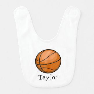Basketball Fan Bib
