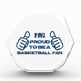 Basketball Fan design Award