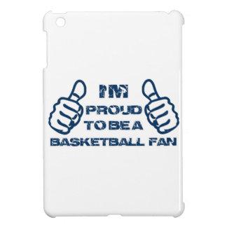 Basketball Fan design iPad Mini Cover
