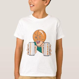 basketball fan freak T-Shirt