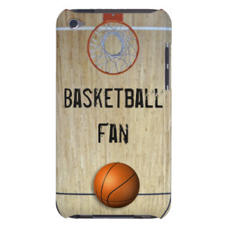 Basketball Fan iPod Touch Barely There Case