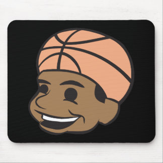 Basketball Fan Mouse Pad