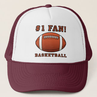 Basketball Fan Not Funny Ball Cap Hat