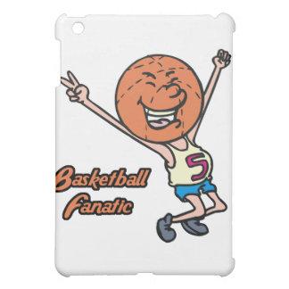 basketball fanatic iPad mini cover