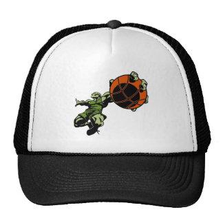Basketball Fantasy Trucker Hat