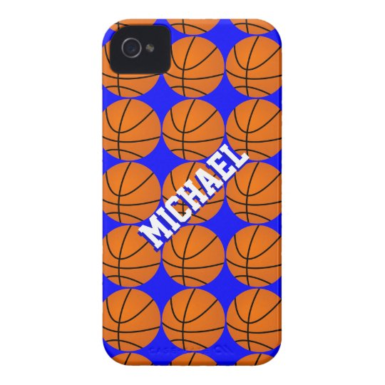 Basketball Fashions Case-Mate iPhone 4 Case