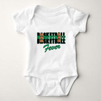 Basketball Fever Baby Bodysuit