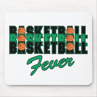 Basketball Fever Mouse Pad