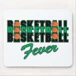 Basketball Fever Mousepad