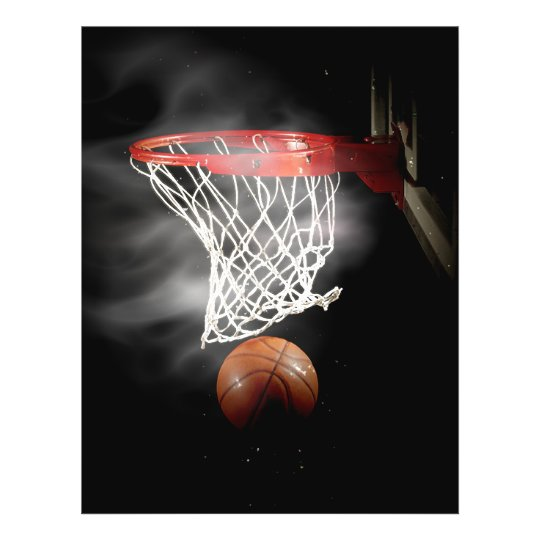 Basketball Flyer | Zazzle.com