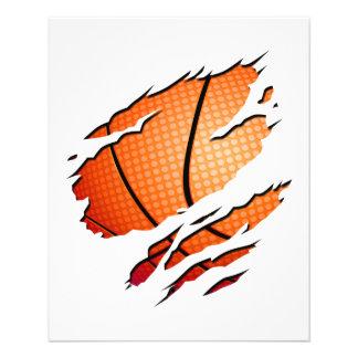 Basketball Flyer Design