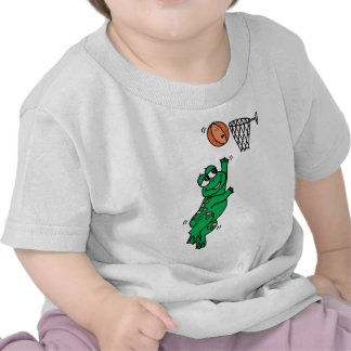 Basketball Frog Tees
