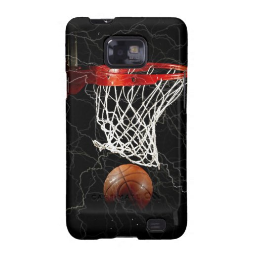 Basketball Galaxy S2 Cases