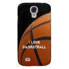 Basketball Galaxy S4 Case